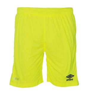 UMBRO UX-1 Keeper shorts j Neongul 128 Teknisk keepershorts